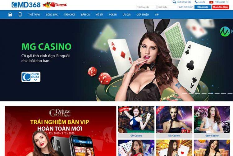 casino cmd368